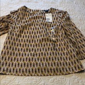 H&M blouse- NWT